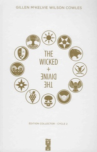 Kieron Gillen - The Wicked + The Divine Tome 2 : Fandemonium.