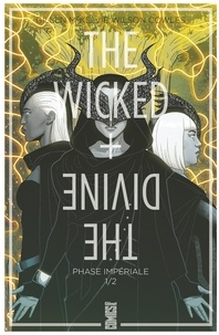 Kieron Gillen et Jamie McKelvie - The Wicked + The Divine Tome 5 : Phase impériale - 1/2.