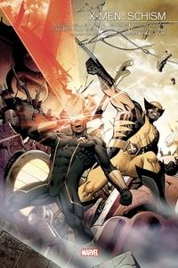 Kieron Gillen et Paul Jenkins - X-Men : Schism.