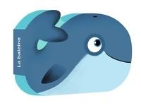 Kiko - C'est la baleine.