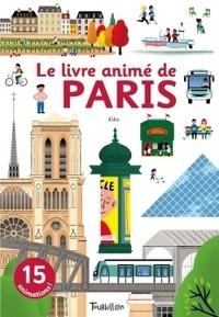 Kiko - Le livre animé de Paris.