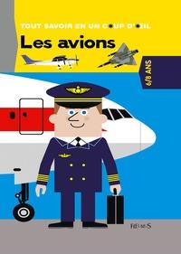 Kiko et François Besse - Les avions.