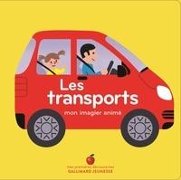 Kiko - Les transports - Mon imagier animé.