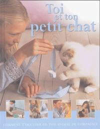 Deedr.fr Toi et ton petit chat - Comment t'occuper de ton animal de compagnie Image