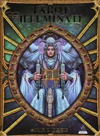 Kim Huggens et Erik Dunne - Tarot illuminati - Avec 1 jeu de tarot de 78 cartes et un livre explicatif.