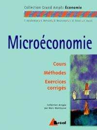 Kim Huynh et André Bertrand - Microéconomie - Premier cycle universitaire.