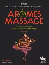 Kim Ly - Arômes massage - Technique de massage Thaï aux huiles essentielles aromatiques.