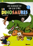 Kim Seok-Ho et Kim Seok-Cheon - Les sciences en un clin d'oeil Tome 1 : Les dinosaures.