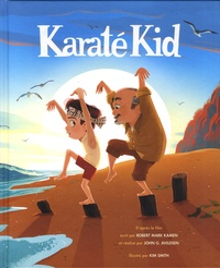 Kim Smith et Robert Kamen - Karaté Kid.