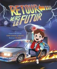 Kim Smith et Robert Zemeckis - Retour vers le futur.