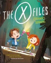 Kim Smith - The X-Files - Etranges terriens.