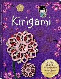 Kirigami - Avec 6 feuilles de papier à motifs et 10 pochoirs.pdf