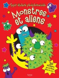 Kimane - Monstres et aliens.