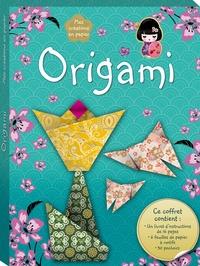 Origami - Avec 6 feuilles de papier à motifs et 30 pochoirs.pdf