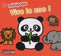Kimika Warabe - Vive le zoo ! - De 2 à 4 ans.