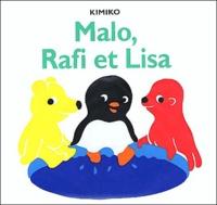 Histoiresdenlire.be Malo, Rafi et Lisa. - Livre de bain Image
