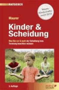 Kinder & Scheidung - Obsorge auf österreichisch. Was Sie vor und nach der Trennung beachten müssen.