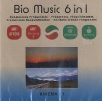 Kinema - Bio Music 6 in 1 - Fréquences rééquilibrantes.