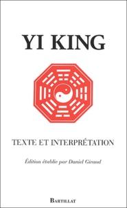 King Yi - Yi King - Texte et interprétation.