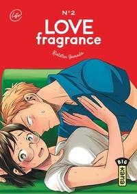 Kintetsu Yamada - Love Fragrance, tome 2.