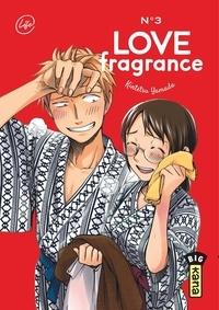 Kintetsu Yamada - Love Fragrance Tome 3 : .
