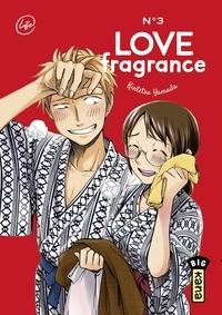Kintetsu Yamada - Love Fragrance - Tome 3.