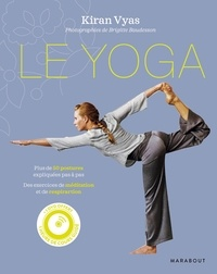 Kiran Vyas - Le yoga. 1 DVD