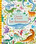 Kirsteen Robson - Cherche et trouve les dinosaures.