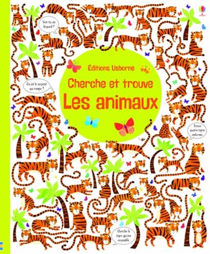 Kirsteen Robson - Cherche et trouve - Les animaux.