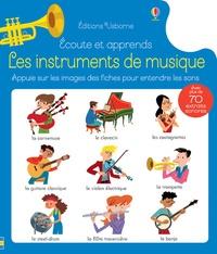 Kirsteen Robson et Sean Longcroft - Ecoute et apprends - Les instruments de musique.