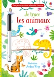 Kirsteen Robson et Jordan Wray - Je trace les animaux.