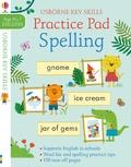 Kirsteen Robson - Key skills spelling practice pad.