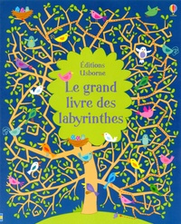 Kirsteen Robson et Ruth Russell - Le grand livre des labyrinthes.