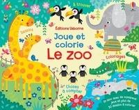 Kirsteen Robson et Christine Sheldon - Le zoo.