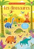 Kirsteen Robson et Paul Nicholls - Les dinosaures - Avec plus de 200 autocollants réutilisables.