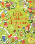 Kirsteen Robson - Little Children's Christmas Activity Pad.