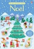 Kirsteen Robson et Stella Baggott - Noël - Avec plus de 300 autocollants réutilisables.