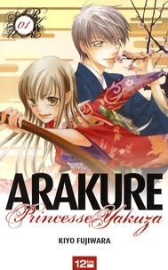 Kiyo Fujiwara - Arakure Tome 1 : .