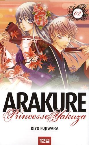 Kiyo Fujiwara - Arakure Tome 2 : .