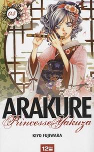 Kiyo Fujiwara - Arakure Tome 3 : .