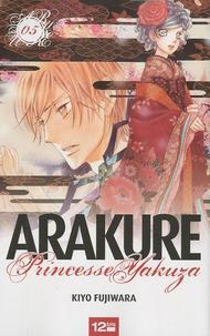 Kiyo Fujiwara - Arakure Tome 5 : .