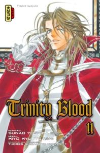 Kiyo Kyujyo et Sunao Yoshida - Trinity Blood Tome 11 : .