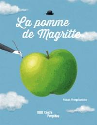 Klaas Verplancke - La pomme de Magritte.