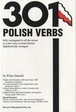 Klara Janecki - 301 Polish Verbs.