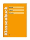 Klassenbuch (sonnengelb).