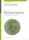 Klassische Moderne - Deutschsprachige Literatur 1918 - 33.