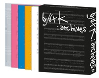 Deedr.fr Bjork : archives - Coffret en 5 volumes Image