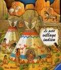 Klaus Bliesener - Le petit village indien.