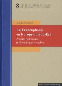 Ucareoutplacement.be La Francophonie en Europe du Sud-Est - Aspects historiques, problématiques actuelles Image