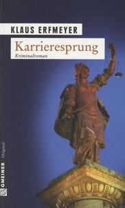 Klaus Erfmeyer - Karrieresprung.